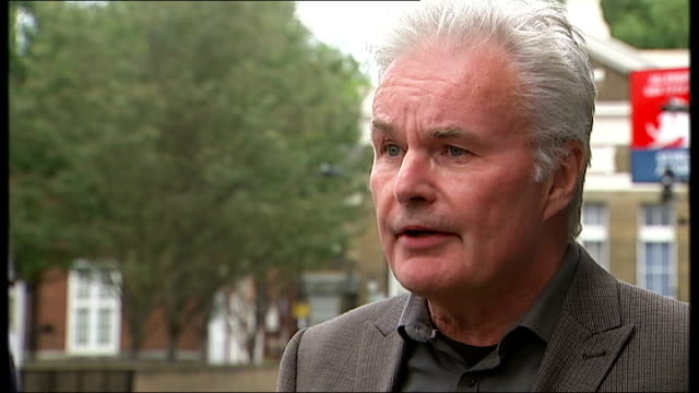 detainees working for a pound an hour inside immigration detention centres london ext don flynn interview sot immigration detention is not supposed... - vulnerability stock videos and b-roll footage