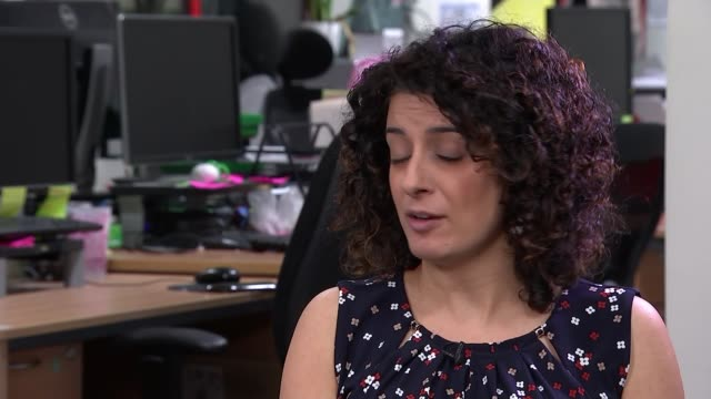 gay rugby team campaigns to save teammate from deportation england int leila zadeh interview sot - deportation stock videos & royalty-free footage