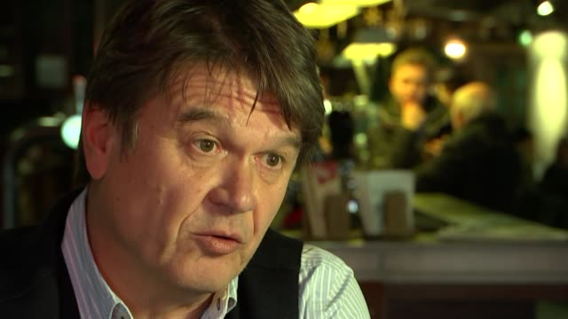 Government publishes white paper for postBrexit rules UK Hertfordshire St Albans bar workers and chefs working in pub Peter BorgNeal interview...