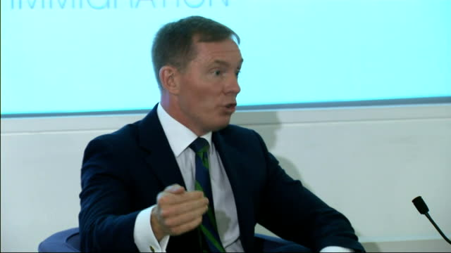 labour minister chris bryant 'climbdown' on foreign workers claim chris bryant mp sot directly in relation to tesco and next as you've heard i still... - unemployment claim stock videos & royalty-free footage