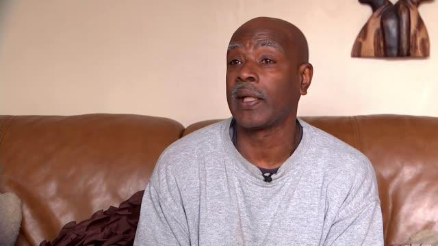 Windrush generation scandal reaction in Leeds Leeds INT Joseph Bravo interview SOT