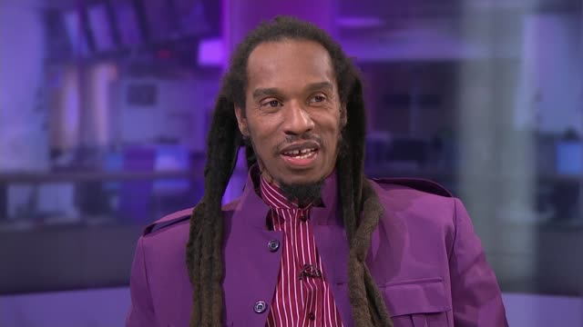 Windrush scandal Benjamin Zephaniah interview ENGLAND London GIR INT Benjamin Zephaniah STUDIO interview SOT