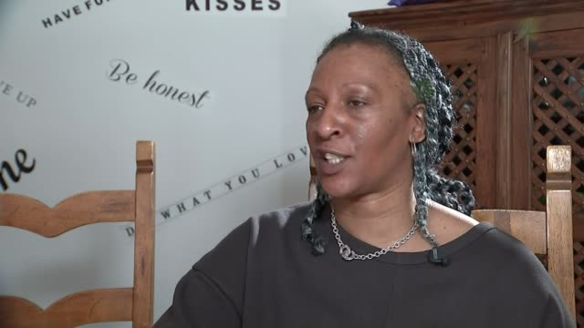 Windrush scandal Calls for Windrush generation to receive damages Samantha BarnesGarner interview SOT
