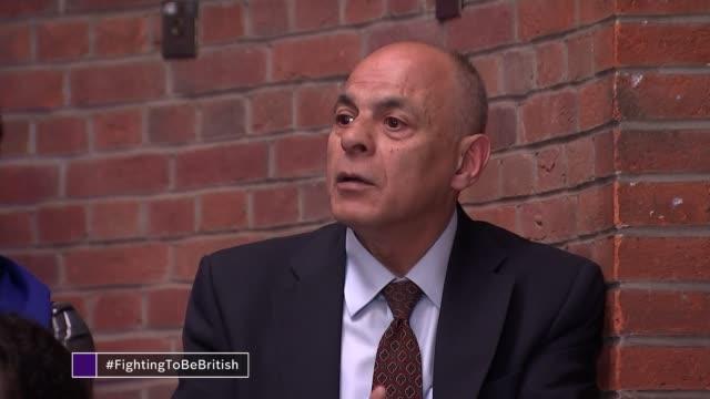 Windrush scandal Debate ENGLAND London Westminster INT Satbir Singh LIVE interview SOT Ahmed Refaat LIVE interview SOT Katia Widlak LIVE interview...