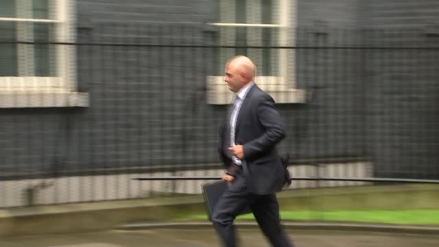 windrush scandal government defeats labour party motion that would have forced them to release home office documents england london downing street... - sajid javid stock videos & royalty-free footage
