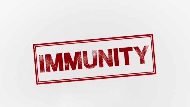 vidéos et rushes de immunité - bol vide