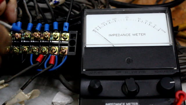 Impedance Meter Checking
