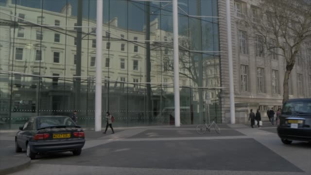 imperial college london on exhibition road in springtime, south kensington, london, england, united kingdom, europe - university stock videos & royalty-free footage