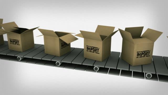Importieren Produkte auf Produktion