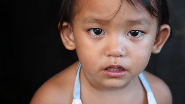 HD Impoverished girl