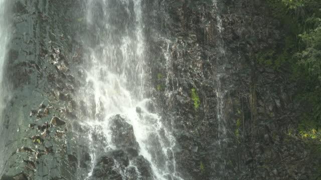 impressive scenes in kagoshima - rock face stock videos & royalty-free footage