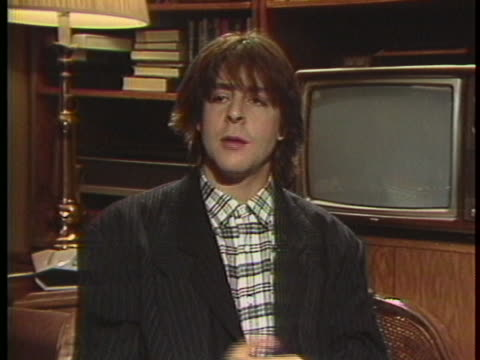 "in a 1985 interview, actor judd nelson says of writer/director john hughes: ""he wanted it to be an experience that a 15-year-old would say is true,... - judd nelson stock videos & royalty-free footage"