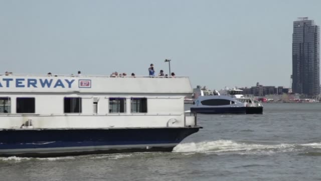 In a city beset by transport woes the ferry from Brooklyn and Queens to Manhattan is a New York success story pleasing commuters delighting tourists...