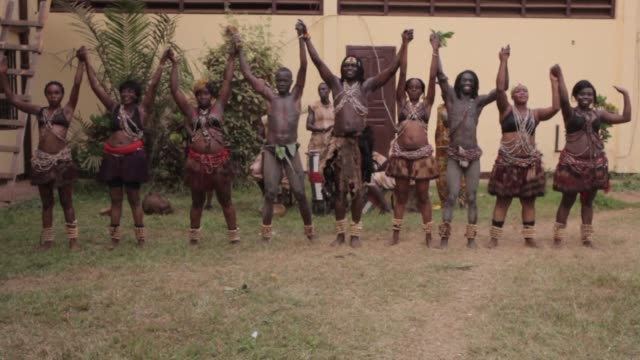 In a country bloodily divided by ethnic and religious strife the National Central African Ballet is a rare unifying factor a melting pot professing...