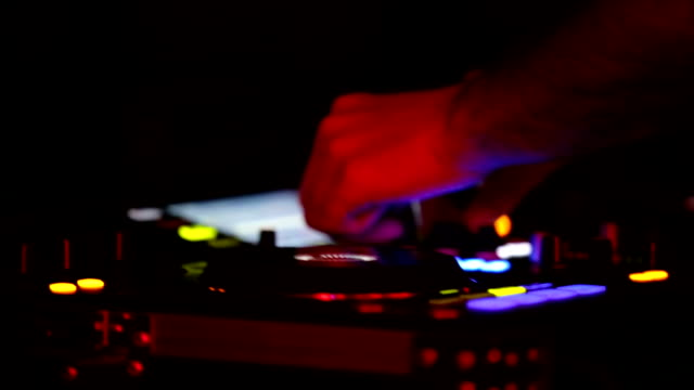 dj  in a night club - techno music stock videos & royalty-free footage