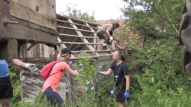 ROU: Romanian watermills face renovation or ruin