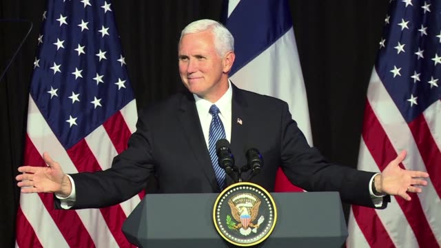 In a speech addressed to businessmen in Chile US Vice President Mike Pence exhorted Latin American countries to reduce their trade regulations and...