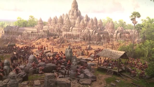In a vast parking lot outside Cambodias famed Angkor Wat temples complex stands a new museum built by North Korea part of a lucrative charm offensive...
