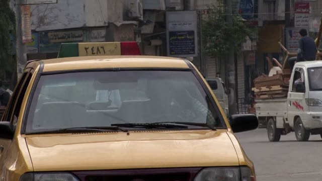In Aleppo scores of taxi drivers risk their life every day to ferry passengers across the frontlines of Syria's vicious civil war battling to stay...