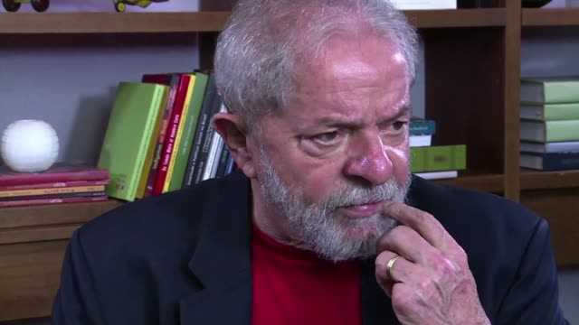 In an exclusive AFP interview Brazil's popular former leftist president Luiz Inacio Lula da Silva confirmed his intention to stand as a candidate for...