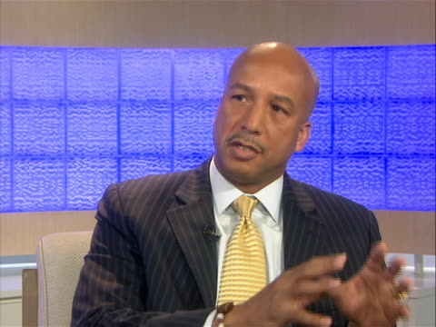 in an interview former mayor ray nagin of new orleans reflects on his time as mayor. during nagins term americans were faced with the horrific... - mayor stock videos & royalty-free footage