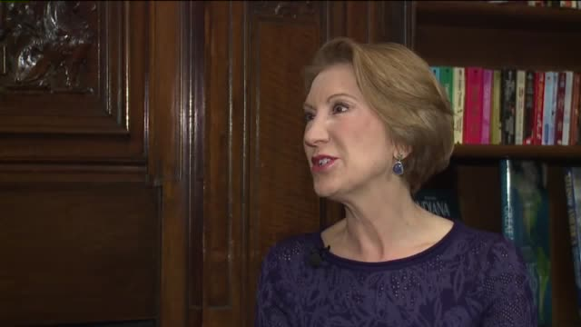 WXIN In an interview with a Fox59 reporter Carly Fiorina Talk About Donald Trump Hillary Clinton and Making America Better For Jobs in Indianapolis...