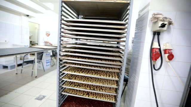 in bakery - quality control stock videos & royalty-free footage
