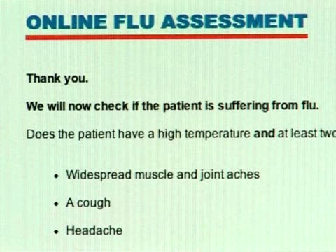 in britain, about 100,000 new cases of swine flu have been reported in the last week alone and at least 30 people have died in total. london, greater... - 30 seconds or greater bildbanksvideor och videomaterial från bakom kulisserna