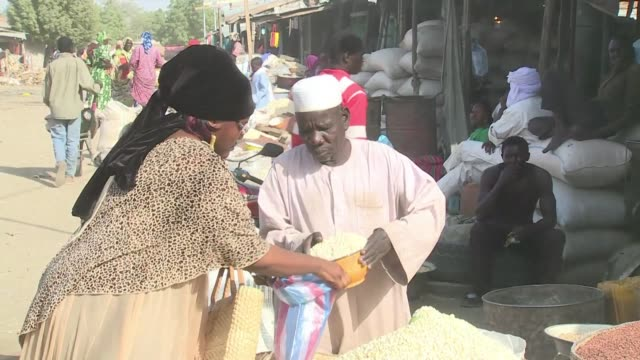 In Chad's capital N'Djamena government austerity measures are hitting families in the pocket and it's now becoming difficult to even have three meals...