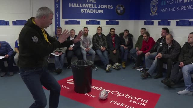 In England's northeast a mental fitness programme is harnessing the feelings of community amongst Rugby League fans and the language of sport to...