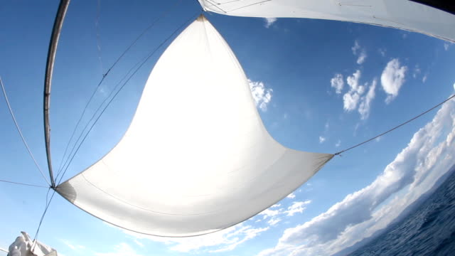in full sail - rigging stock videos & royalty-free footage