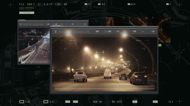 i statlig myndighet system surveillance center anställda spåra kriminella med hjälp av gps. - jobba över bildbanksvideor och videomaterial från bakom kulisserna