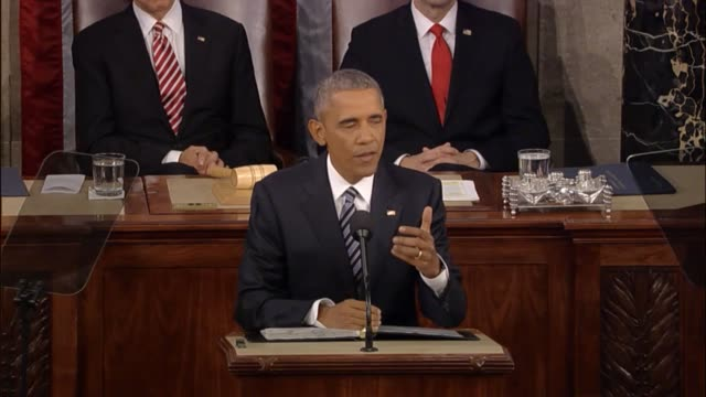 In his final State of the Union address President Barack Obama says that politicians must not be able to pick their voters in redistricting Says that...