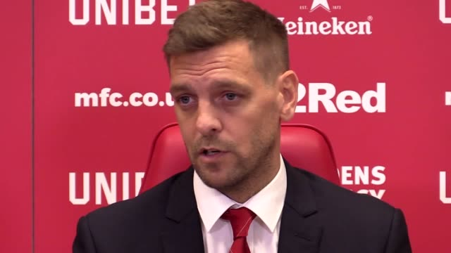 In his first press conference since taking charge of Middlesborough Jonathan Woodgate says he will be a proud man when he leads the team out for the...