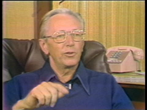 in interview, cartoonist charles schulz says if you want to know what i am like all you have to do is read the strip because those are the things i... - cartoonist stock videos & royalty-free footage