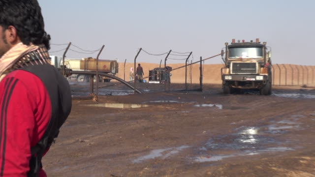 In late 2012 rebel factions including the Jabhat al Nusra and the Islamic State of Iraq and the Levant took control of much of eastern Syria's oil...