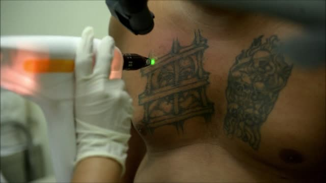 In many countries tattoos are simple adornment a small sign of unconventionality