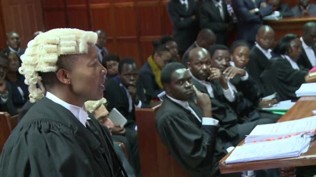 In Nairobi the corruption case resumes against Kenya's Deputy chief justice Philomena Mwilu