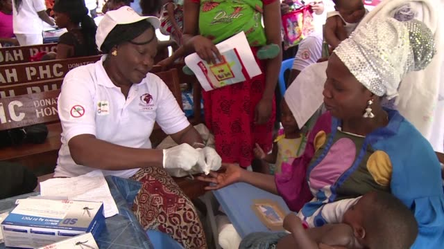 In Nigeria the NGO Development Africa aims to help stop the spread of malaria and help people get diagnosed quickly