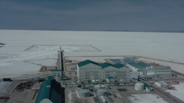 in one of the largest deposits of lithium in the world bolivia is preparing to make the leap to its industrial production as global demand explodes - lithium stock videos & royalty-free footage