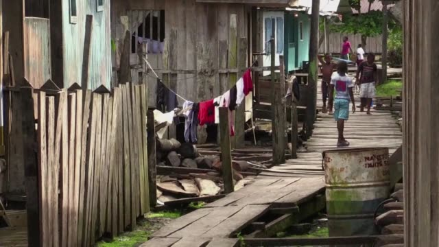 In Pital de la Costa a remote Hamlet on the Colombian coast bordering Ecuador the villagers once hoped the peace deal with the FARC rebel group would...