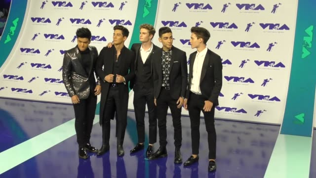In Real Life at the 2017 MTV Video Music Awards at The Forum on August 27 2017 in Inglewood California
