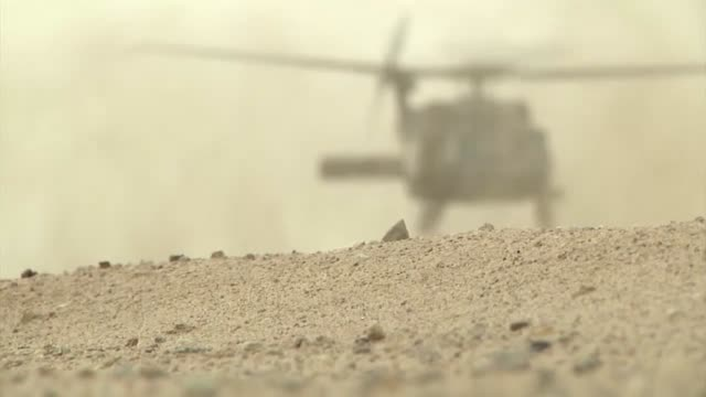 in recognition of black history month louisiana national guard members of the 1st assault helicopter battalion 244th aviation regiment completed a... - national guard stock videos and b-roll footage