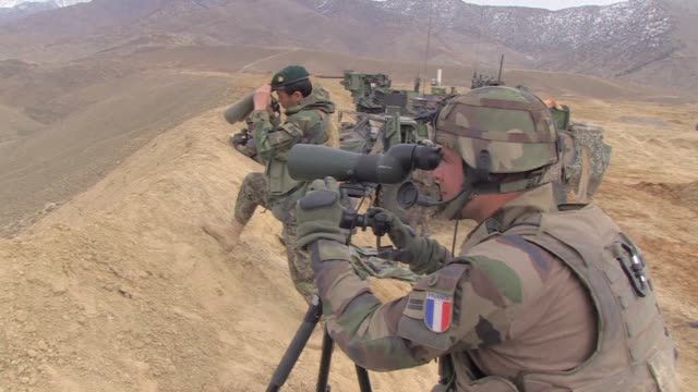 In Sarobi French soldiers are training members of the Afghan National Army to take the lead after 2013 CLEAN Doubts emerge about capacity of the...