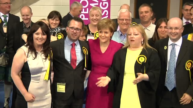In Scotland the SNP has confirmed it plans to set out the possible circumstances in which it believes another vote on independence could take place...
