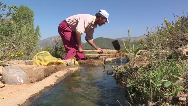 In Tafoughalt a little village deep in the mountains of Morocco's Berkane province the impact of climate change is being felt already