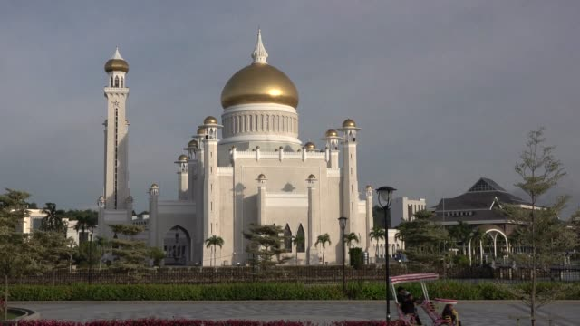 in the capital city. - brunei stock videos & royalty-free footage