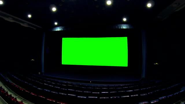 vidéos et rushes de au cinéma - auditorium