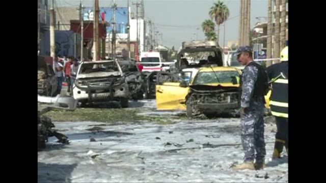 In the city of Kirkuk in northern Iraq a car bomb detonated near the governorate headquarters killing two people and wounding 15 CLEAN Deadly blast...