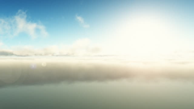 in the clouds. - image manipulation stock videos and b-roll footage